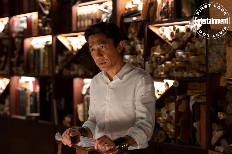 Tony Leung as Wenwu