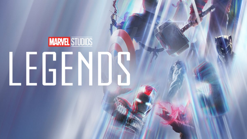 Marvel Studios' Legends Smaller