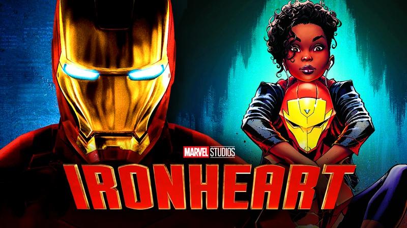 Ironman, Ironheart