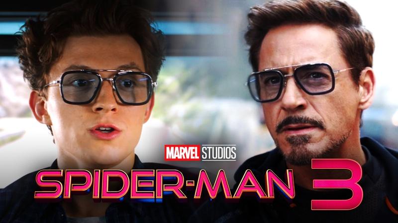 Peter Parker, Tony Stark