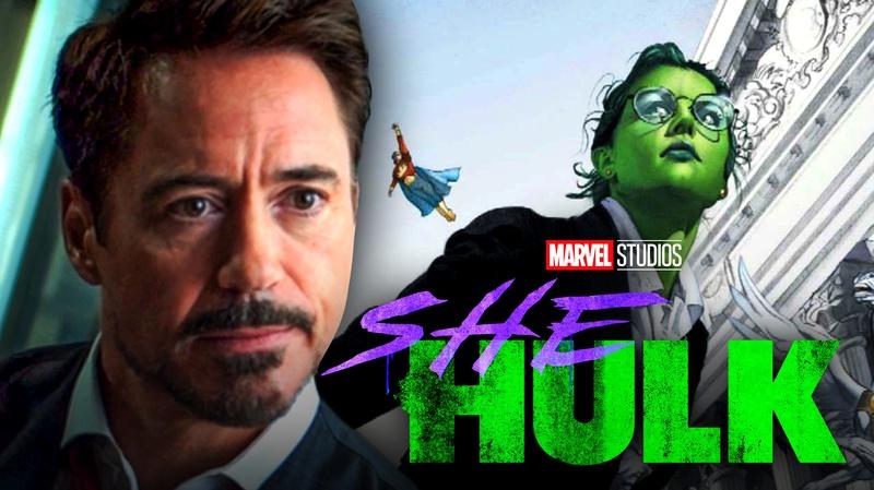 Tony Stark, She-Hulk