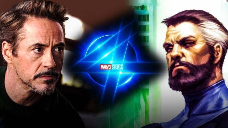 Tony Stark, Reed Richards
