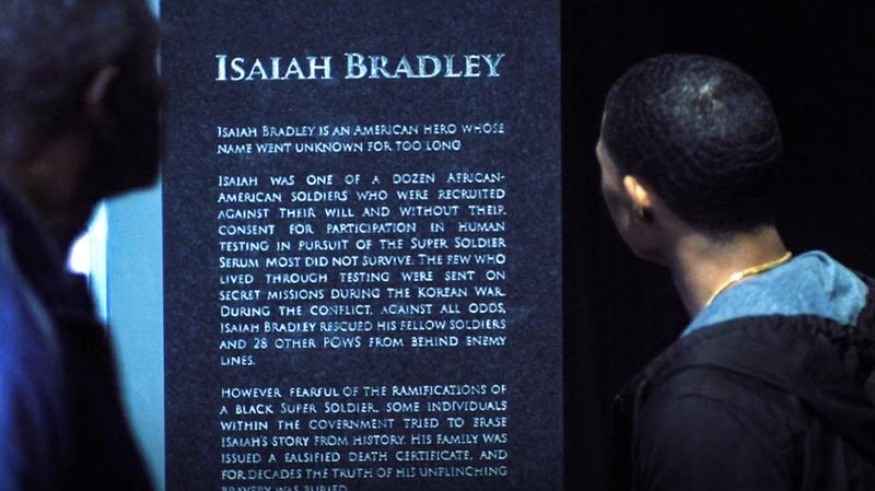 Isaiah Bradley Memorial Text 1