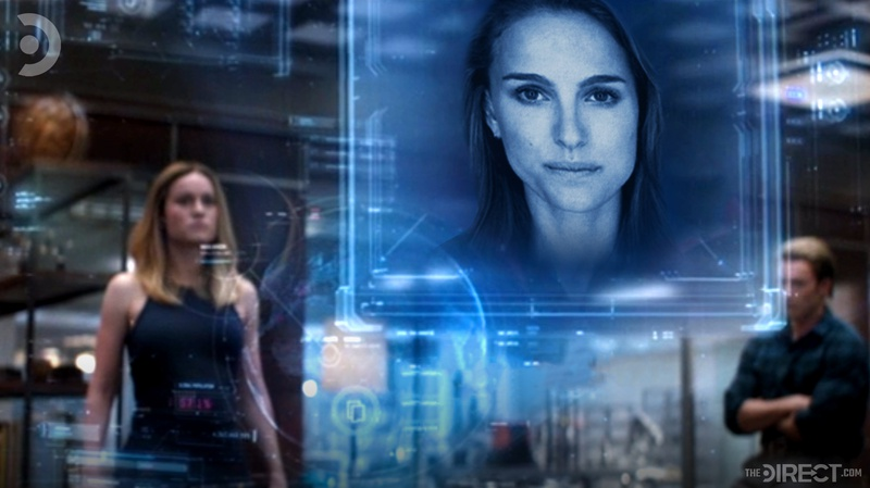Jane Foster as Snap Victim in Avengers: Endgame