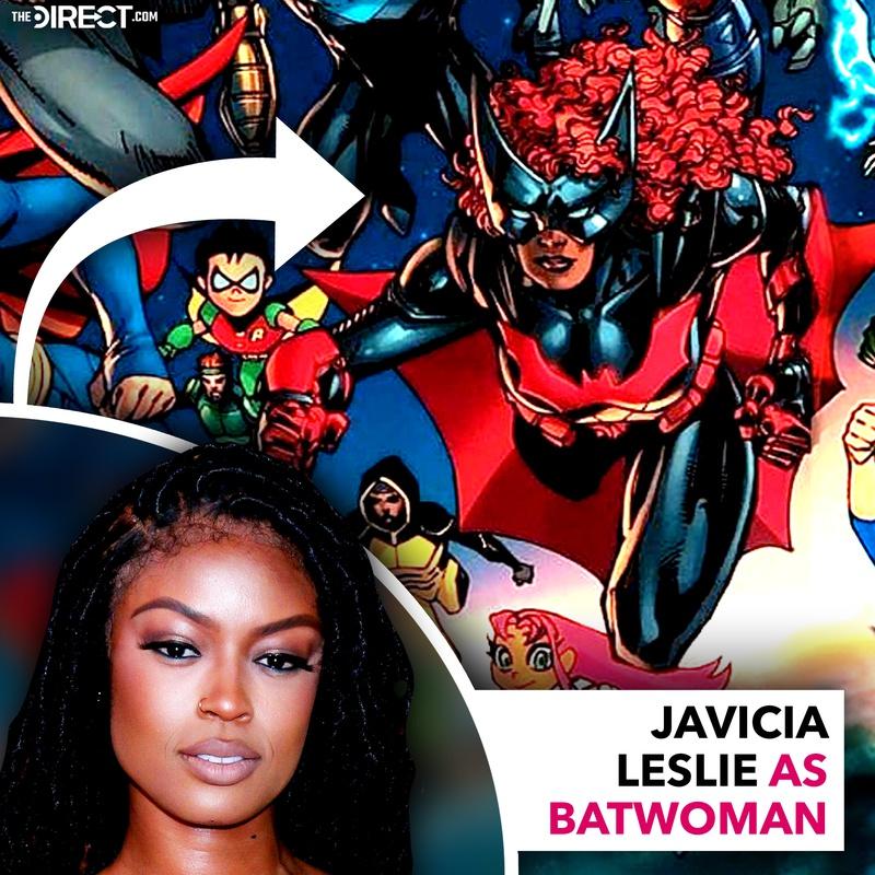 Javicia Leslie Batwoman Art