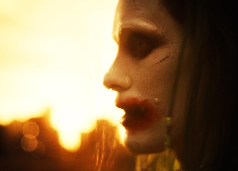 Jared Leto Joker in Justice League