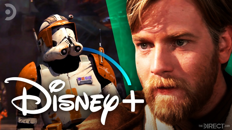 Obi Wan Kenobi, Commander Cody