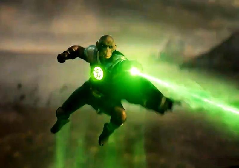 Green Lantern Justice League Snyder Cut