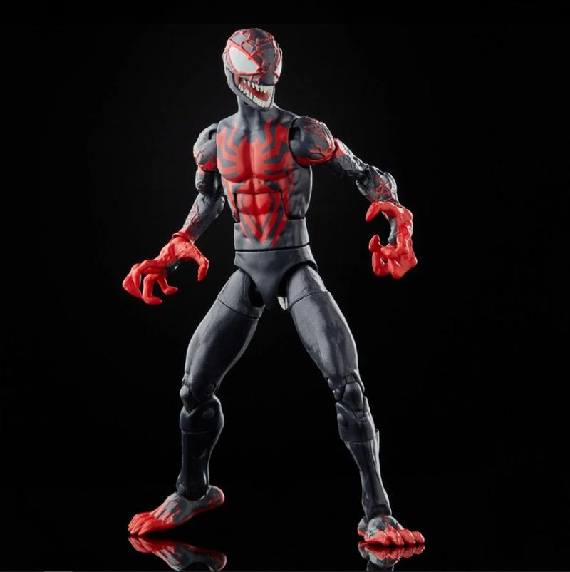 Miles Morales Marvel Legends figure