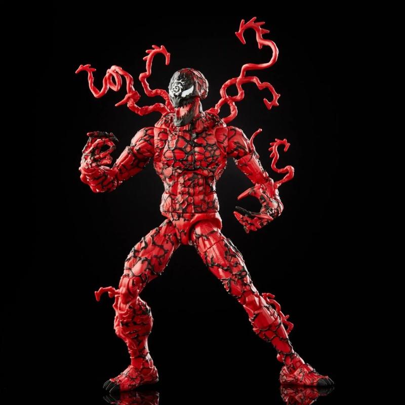 Carnage Marvel Legends figure