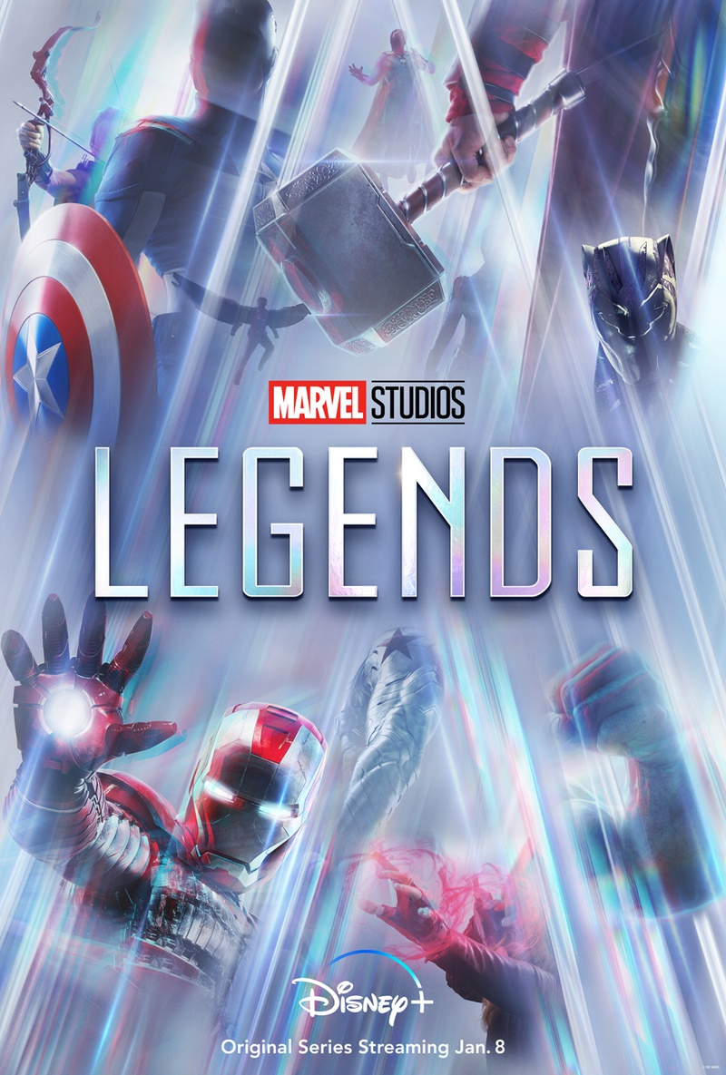 Marvel Studios' Legends Poster Full