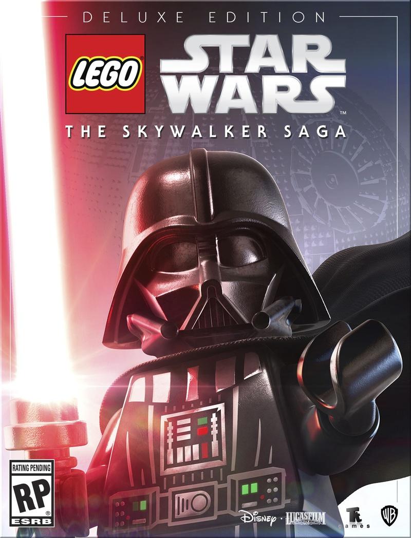LEGO Darth Vader Deluxe Edition