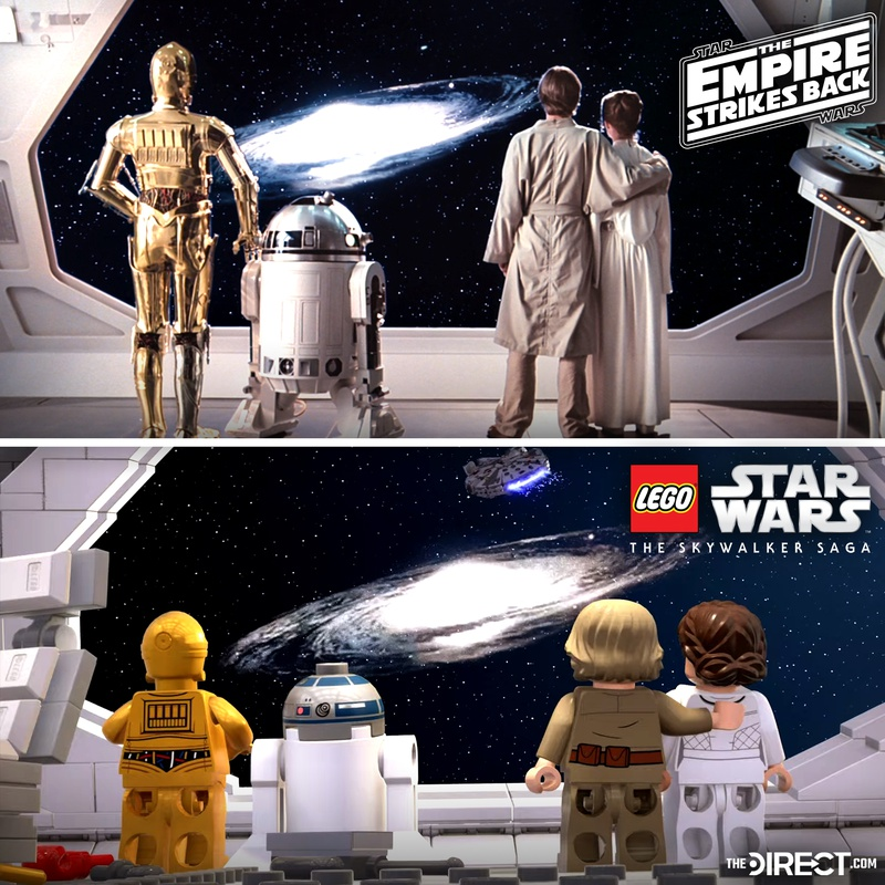 Lego Star Wars The Empire Strikes Back