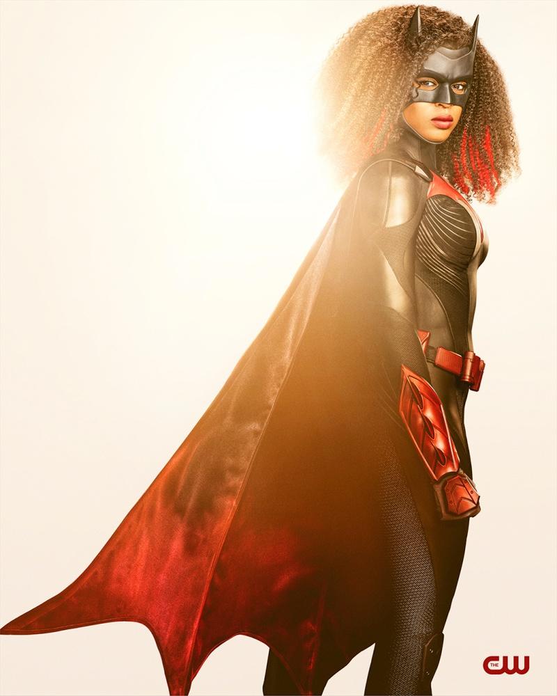 Batwoman Javicia Leslie Suit