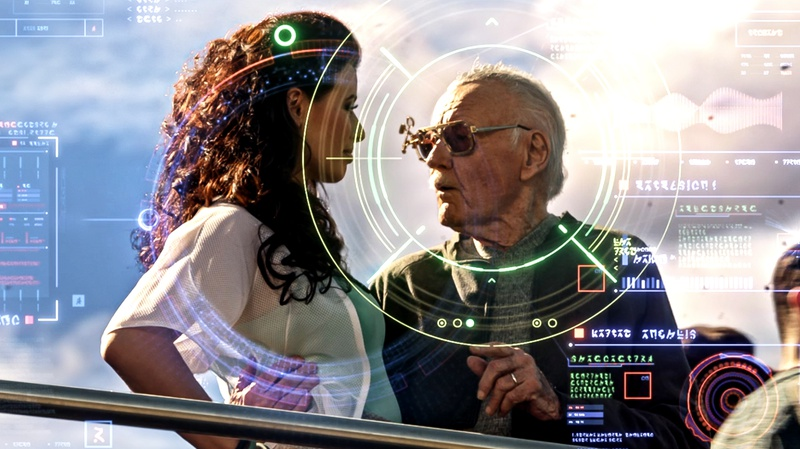 Stan Lee Guardians of the Galaxy Cameo