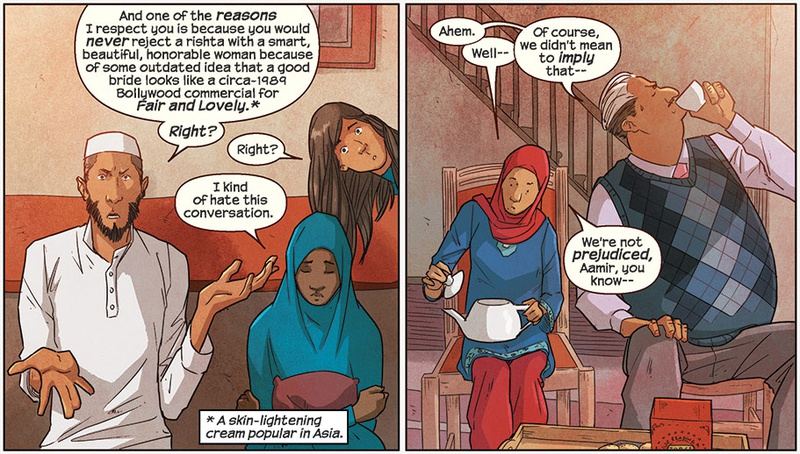 Ms. Marvel (2015) Issue #4