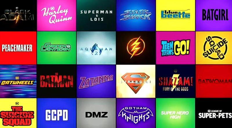 DC Logos