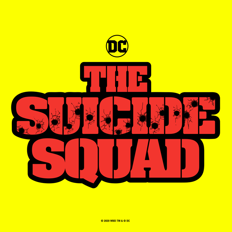 The Suicide Squad New Logo