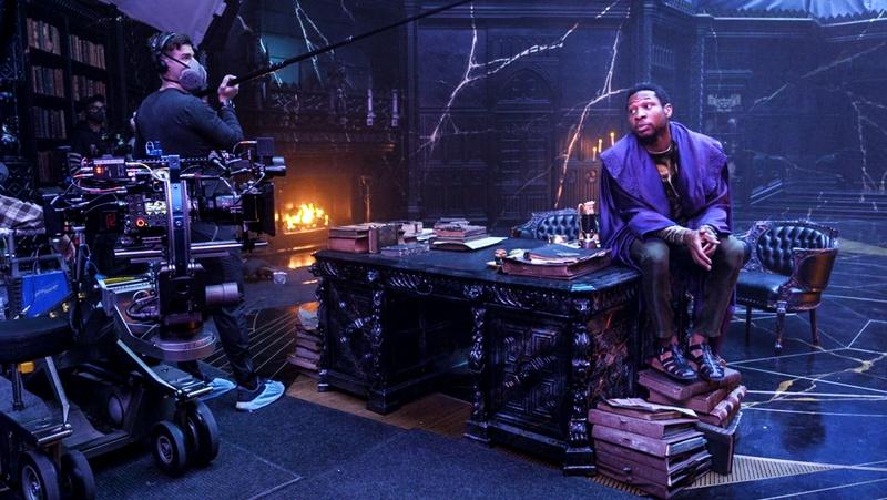 Loki Kang Deleted Scene, Jonathan Majors