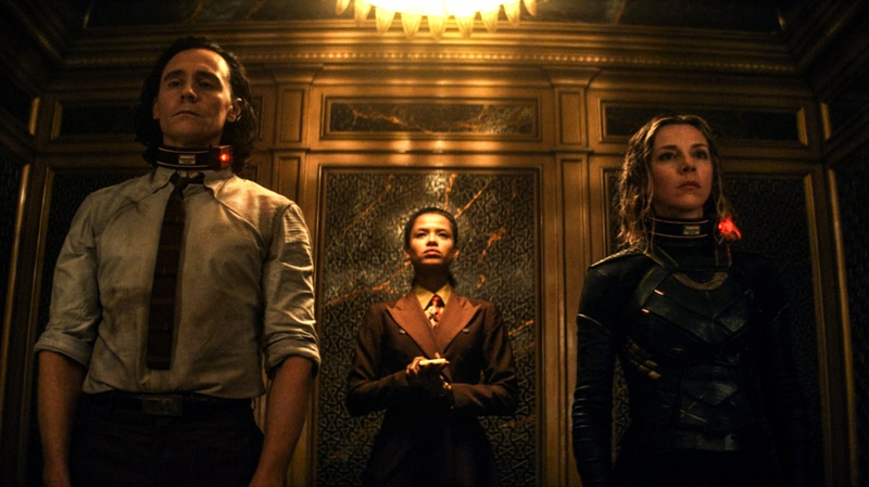 Loki Elevator Episode 4