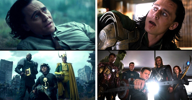 Loki Post Credits Avengers Reference