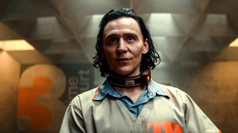 Loki TVA Neck