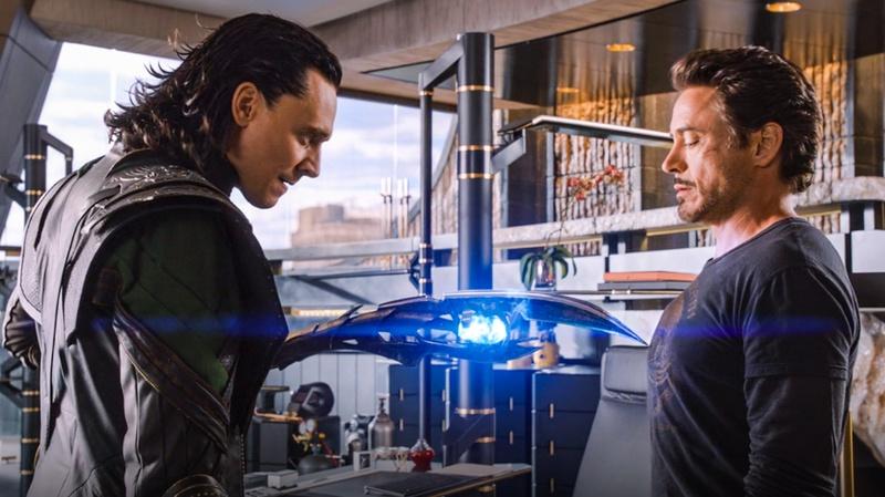 Loki Iron Man Avengers