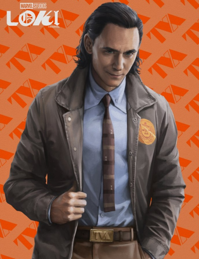 Loki TVA Uniform