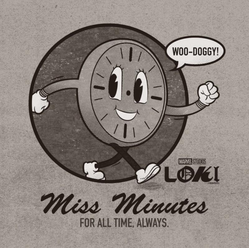Loki Miss Minutes TVA