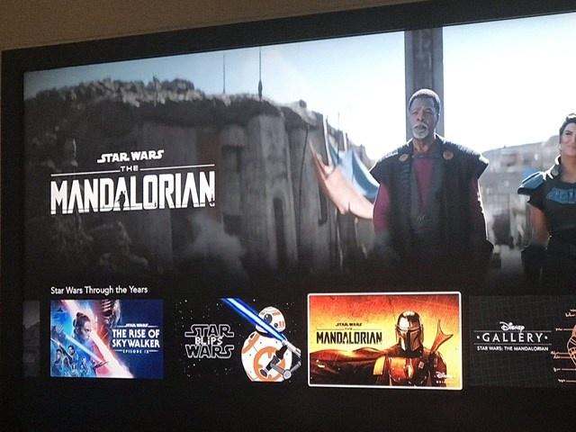 The Mandalorian Season 2 Greef and Cara