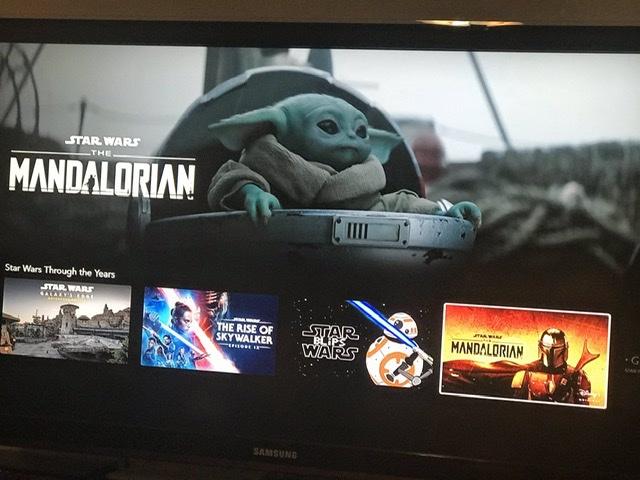 The Mandalorian Season 2 Baby Yoda