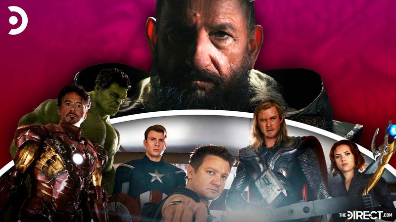 Avengers and The Mandarin