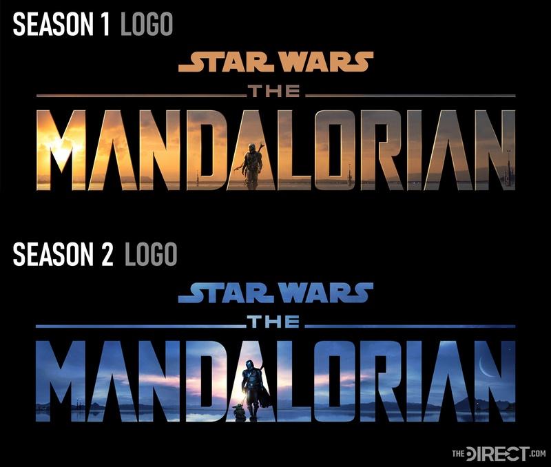 Star Wars The Mandalorian Season 2 Gets Baby Yoda Featured Logo Premiere Date