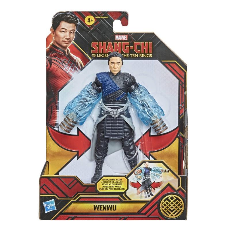 Shang-Chi Hasbro toy