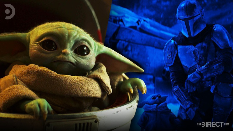 Baby Yoda, Mandalorian