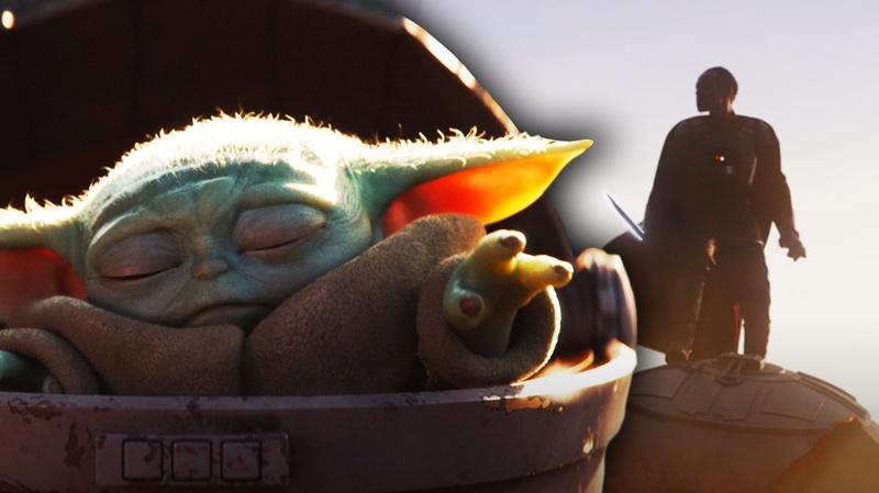 Baby Yoda, Moff Gideon