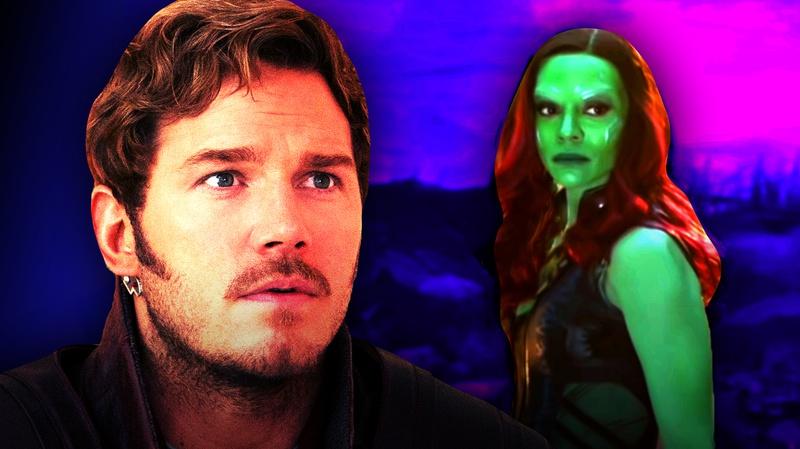 Star-Lord, Gamora
