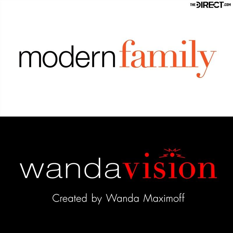 WandaVision Modern Family