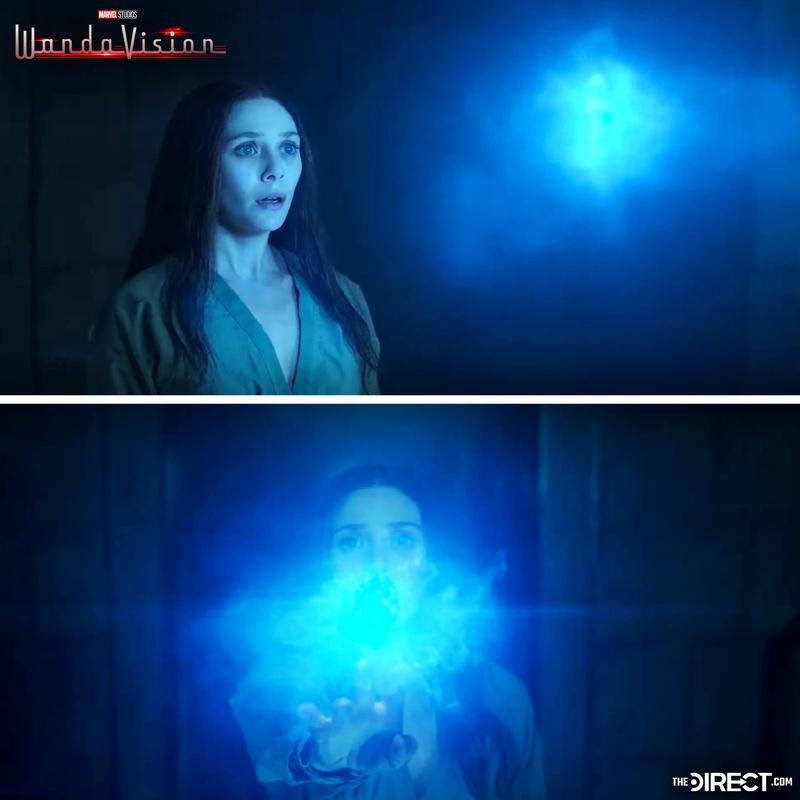 Wanda Mind Stone Blue Casing WandaVision