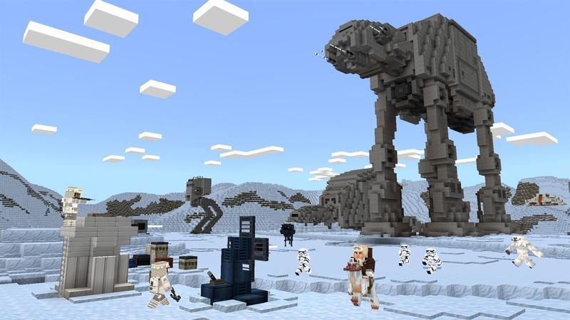 Star Wars Minecraft 3