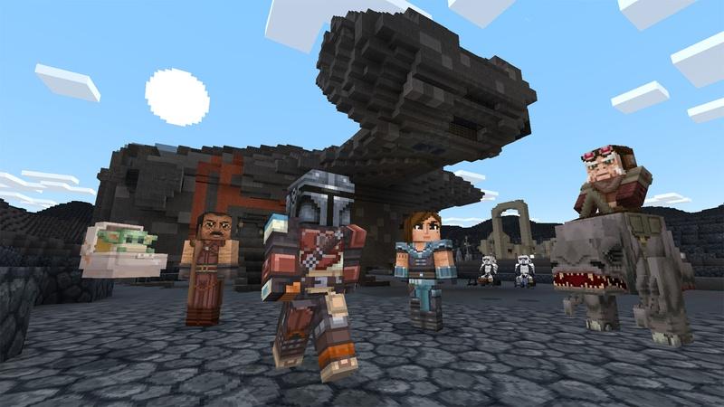 Star Wars Minecraft 4