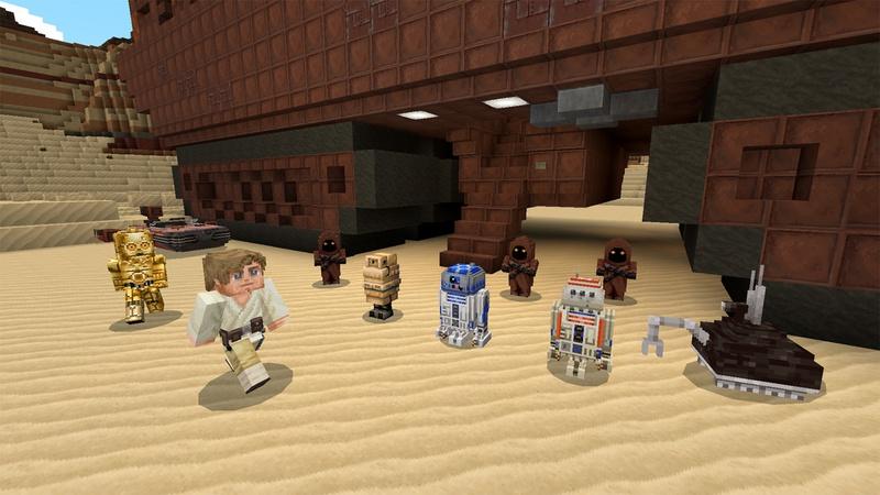 Star Wars Minecraft 2