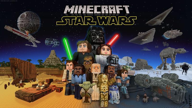 Star Wars Minecraft 1