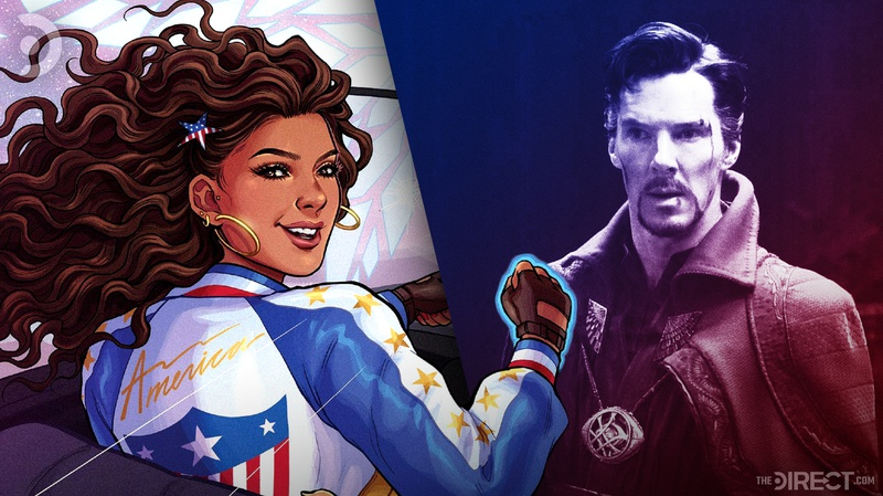Miss America and Doctor Strange