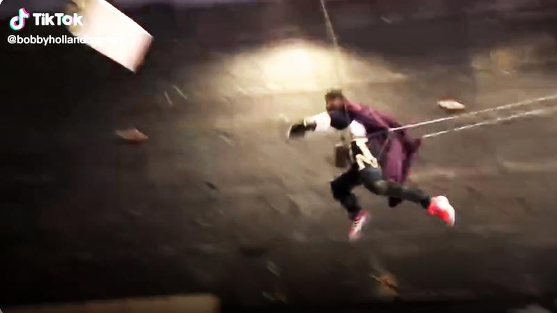 Thor 4 stunts