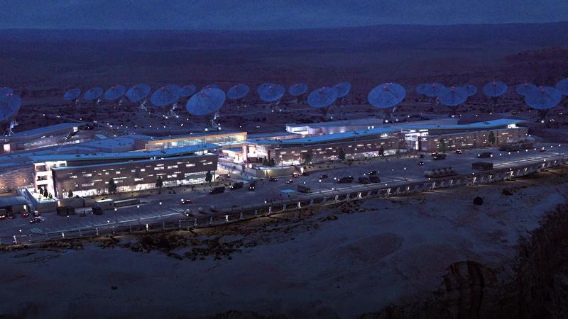 Mojave Desert Facility Avengers