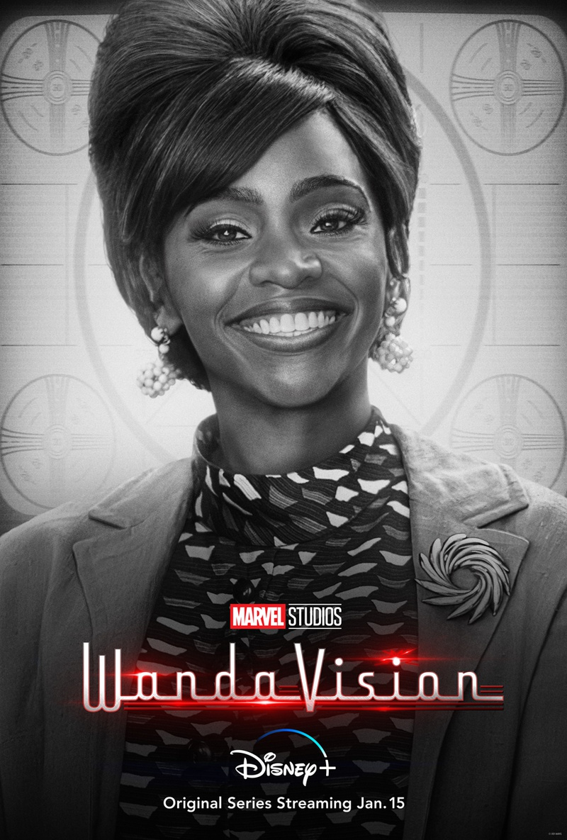 Monica Rambeau WandaVision