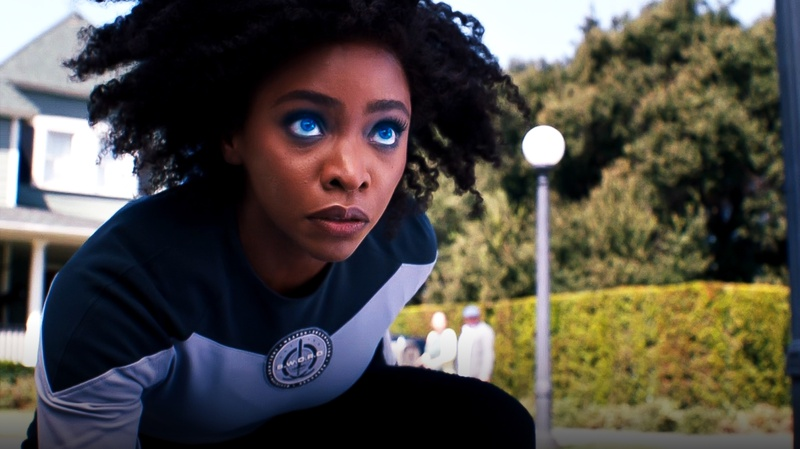 Monica Rambeau Superhero
