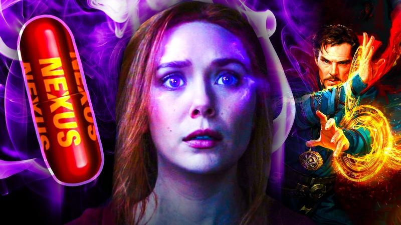 Nexus, Wanda Maximoff, Doctor Strange