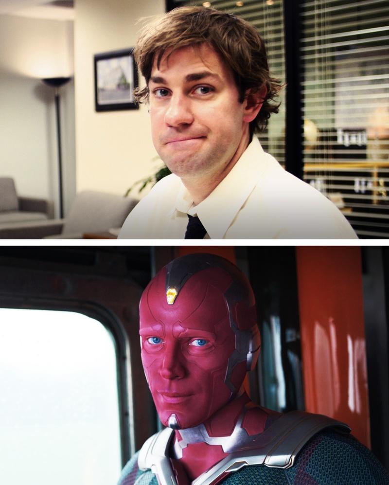 The Office WandaVision